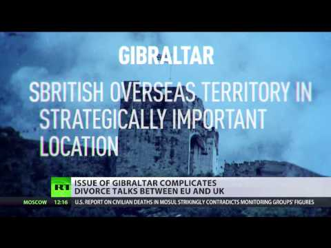 What's the fuss about Gibraltar?