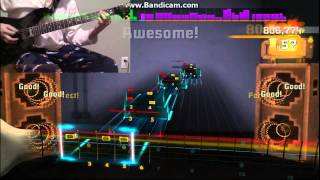 Rocksmith 2014 - War Ensemble(Lead) - 99%