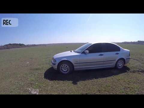 Прокатнулся♤Обзор на BMW е46 1.8 бензин Бюджетный вариант🤫