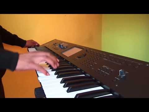 Sonidos Cumbia Korg M50 (corazón Serrano)
