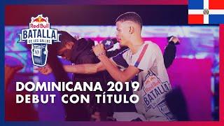 Final Nacional República Dominicana en vivo   Red Bull Batalla de los Gallos
