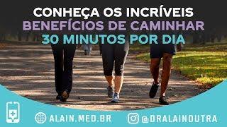 Conheça Os Benefícios De Caminhar 30 Minutos Por Dia