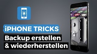 iPhone Backup erstellen & wiederherstellen | iPhone-Tricks.de