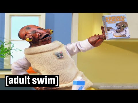 Best Of... Admiral Ackbar | Robot Chicken: Star Wars | Adult Swim
