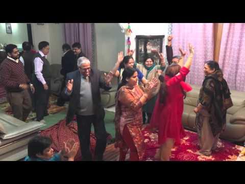 GURUJI SATSANG AT CD59 MALIBU TOWNE(Part-6-Family Dance)