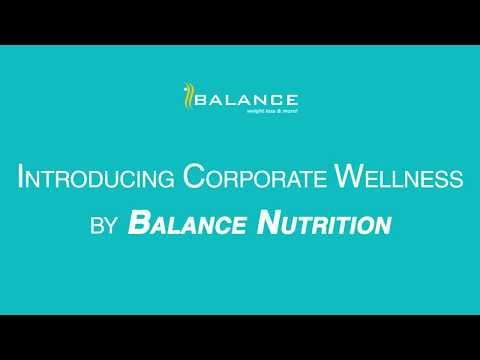 Health Checkup & Management Plan | Corporate Wellness | Balance Nutrition