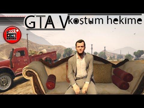 GTA 5 - Koştum Hekime  - Baştan Sona Tüm Bölümler