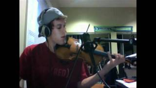 Jeremih - Down On Me (VIOLIN COVER) - Peter Lee Johnson