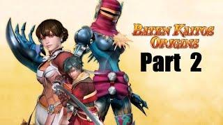 Baten Kaitos Origins Walkthrough Part 2: Emperor's Residence, Boss: Hideous Beast, Albali Sandhollow
