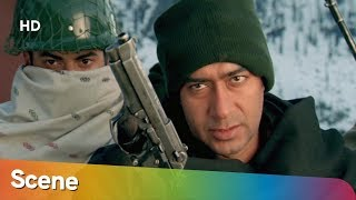 Ajay Devgn trains Bobby Deol to face enemies -  Tango Charlie - Superhit Hindi Movue