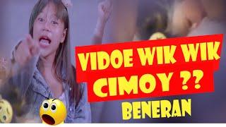 Cimoy Mont0k Jujur Tentang Video W1kw1k yang Tersebar