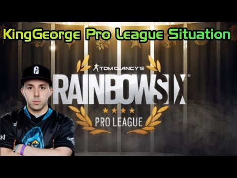 My Situation with Pro League/Rogue KingGeorge