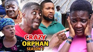 CRAZY ORPHAN SEASON 7 - Mercy Johnson 2019 Latest Nigerian Nollywood Movie Full HD
