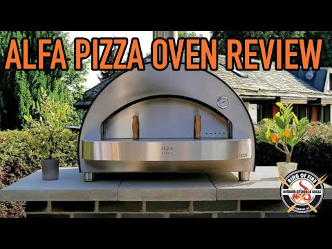 Alfa Pizza Oven Review