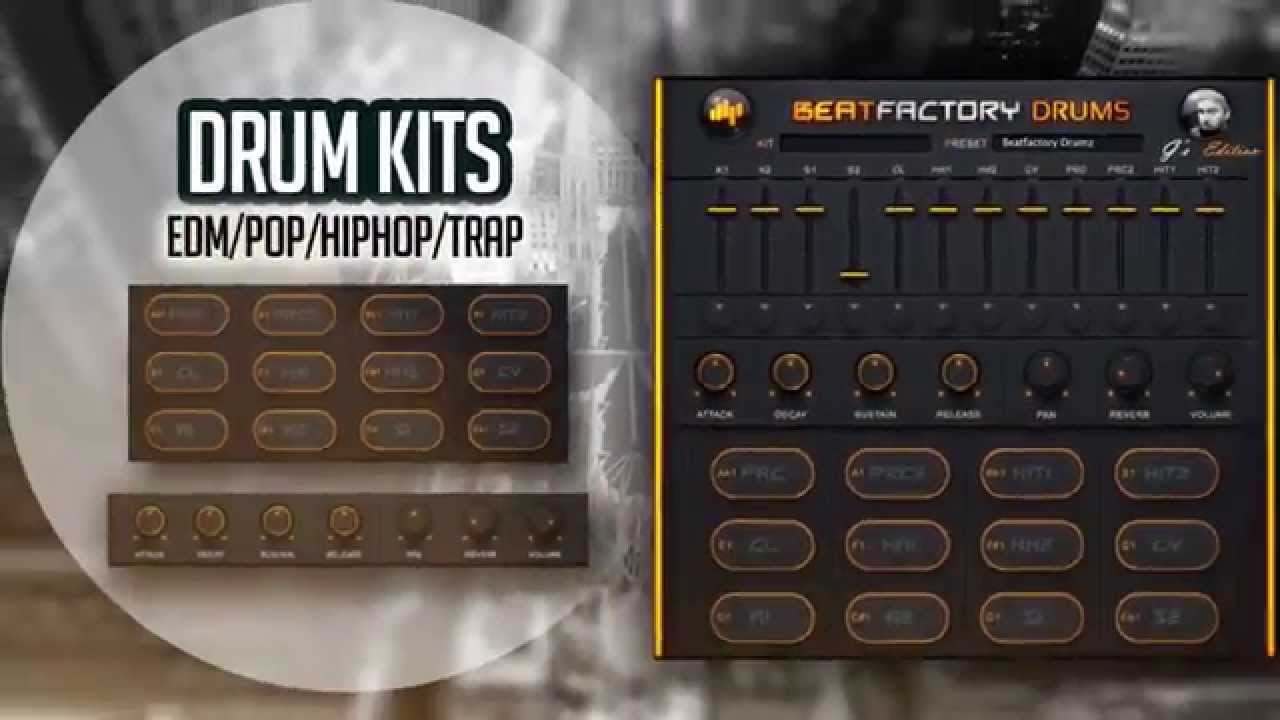 10 Amazing FREE Drum Software Instrument Plugins to Download