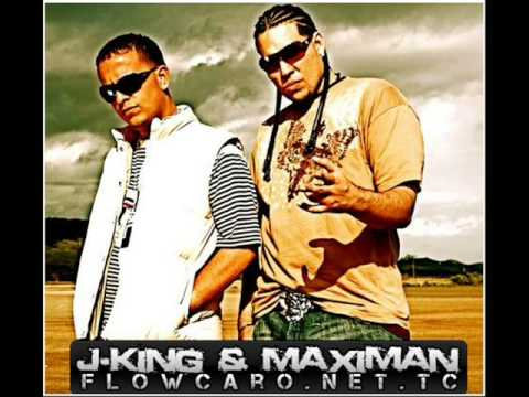 dejame tocarte remix j king maximan