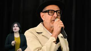 Jeff Goldblum Announces New Jazz Album I Shouldnt Be Telling You This, Releases Single with Sharon