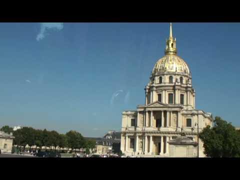 L'hôtel national des Invalides - Paris France