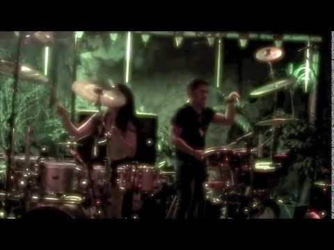 Duo Percussion Indonesia (Hendra and Ocky) on stage (2013)