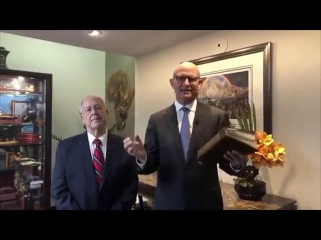 Mesajul de încurajare al pastorului Ted Wilson referitor la COVID-19 [dublat în limba română]