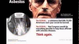 Asbestosis ....Its Relation To Lung Cancer & Mesothelioma