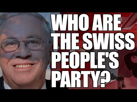 Who are the Swiss People's Party? (SVP)