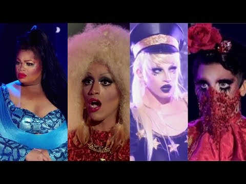 The WORST LIP SYNCS in DRAG RACE history | Ranking