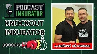 Knockout Inkubator - Dževad Poturak i Adnan Redžović udaraju krušku