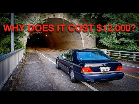 Why does my EXHAUST COST $12,000 on my CHEAP Mercedes? + S600 W140 TUNNEL RUNS!)