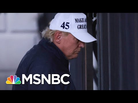 'Small, And Pitiful, and Irrelevant': Maddow Underwhelmed By Trump Election Pushback | MSNBC