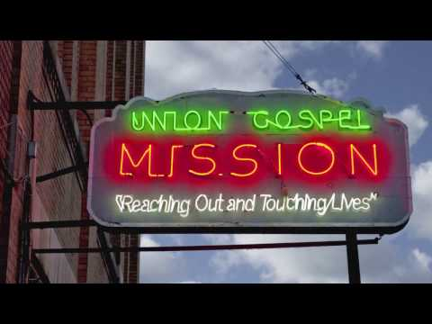 1932 and Now | Seattle's Union Gospel Mission
