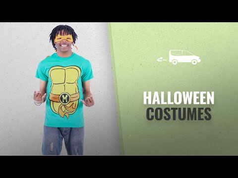 Teenage Mutant Ninja Turtles Men Halloween Costumes [2018]: TMNT Teenage Mutant Ninja Turtles