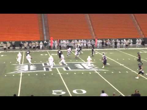 Elyjah Kreutz #7 c/o 2015 Official Senior Highlights