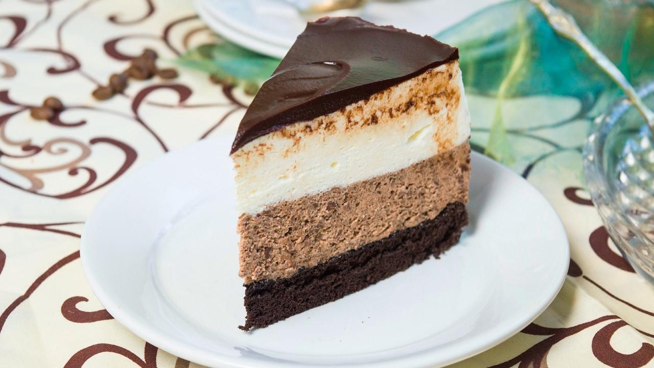 суфле для торта рецепты