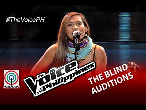 "The Voice of the Philippines Blind Audition ""Ang Buhay Ko"