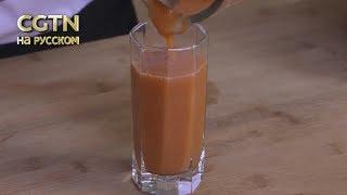 Сегодня мы научим вас готовить питательный фруктово-овощной сок для похудения
