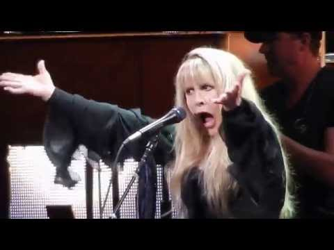 Stevie Nicks, Live in Boston 15 Nov 2016 - Closing Speech