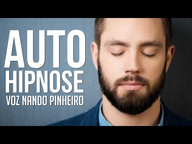 AUTO - HIPNOSE PARA ANSIEDADE - HIPNOSE PARA ACALMAR RELAXAR E DORMIR ( MEDITAÇÃO GUIADA )