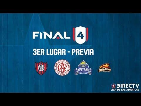 Previa - 3er Lugar - Final4