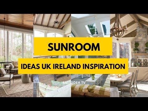 35+ Best Sunroom Ideas UK Ireland Inspiration 2017