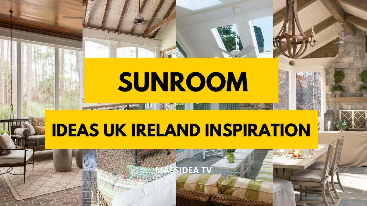 35 Best Sunroom Ideas Uk Ireland Inspiration 2017 Youtube