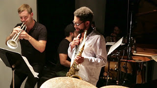 Download Aaron Burnett & the Big Machine - at The Stone, NYC - July 5 2016 MP3 song and Music Video