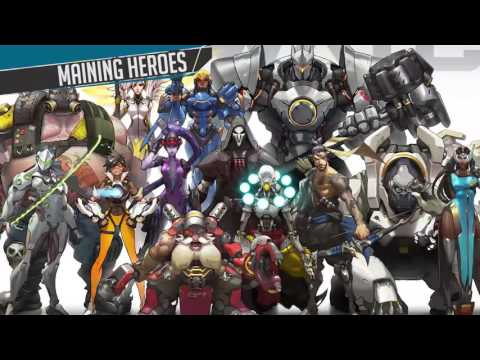 Easy to Learn: Overwatch General Concepts