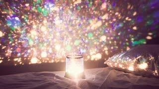 Обзор! Ночник проектор звездного неба StarMaster. Sale-распродажа 2015!