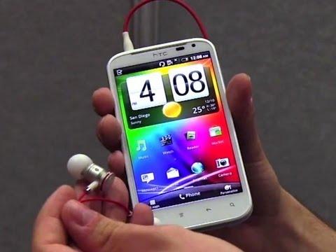 HTC Sensation XL Hands On