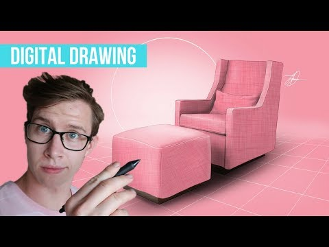 1 EASY method to INSTANTLY up your DESIGN DRAWING