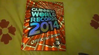 Guinness World Records 2014 (UK) Review