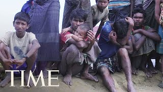 Mud And Hunger: Among The Half A Million Desperate Rohingya Still Pouring Into Bangladesh | TIME