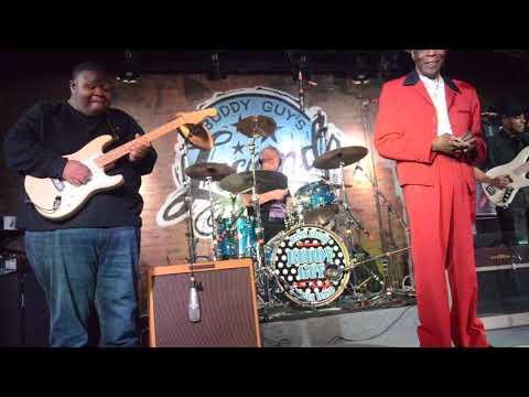 Buddy Guy &  Kingfish  Jan 10 2020 Legends Chicago Nunupics