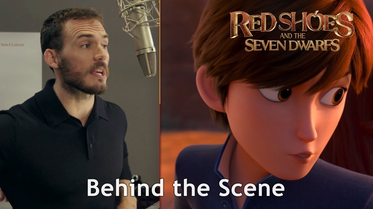 Download RED SHOES AND THE SEVEN DWARFS l Behind the Scenes [Eng Sub/HD]